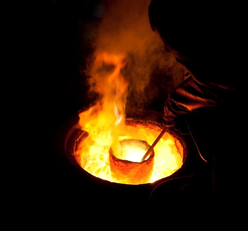 Iron De-sulphuriser